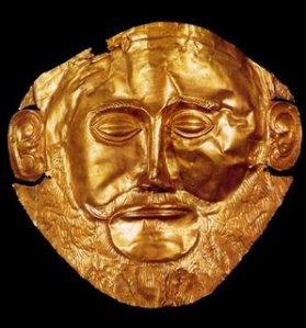 Η μάσκα του Αγαμέμνονα